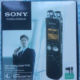 Диктофоны - диктофон SONI ICD- SX 813, 0