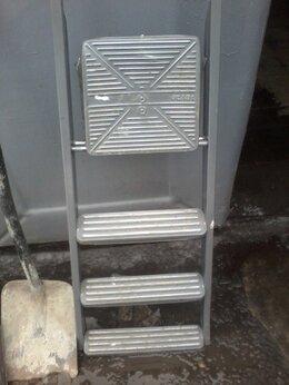 Лестницы и стремянки - Лестница стремянка алюминиевая , 0