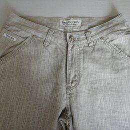 """Брюки - Новые мужские прямые брюки """"Banno jeans"""". Размер: 46-48, 0"""