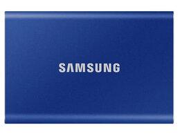 Внешние жесткие диски и SSD - Внешний SSD Samsung Portable SSD T7 Touch 500GB…, 0