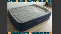 Надувная мебель - Надувные матрасы Intex Надувные кровати Intex с…, 0