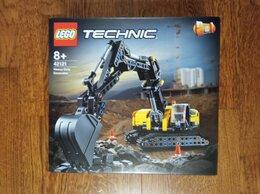 Конструкторы - LEGO Technic 42121 Тяжелый экскаватор, 0