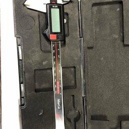 Измерительные инструменты и приборы - Штангенциркуль 16 ER MarCal цифровой 0-150mm MAHR 4103013, 0