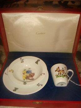 Сервизы и наборы - Сервиз детский Картье Cartier оригинал 1970 год, 0