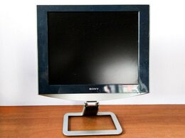 Мониторы - Монитор с дефектом ЖК 19'' 5:4 Sony SDM-HS93 черны, 0