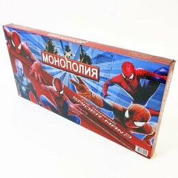 Развивающие игрушки - Детская монополия. Человек паук, 0