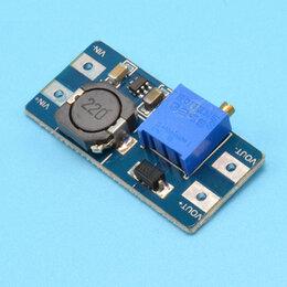 Товары для электромонтажа - Преобразователь напряжения DC-DC MT3608 (повышающий), 0