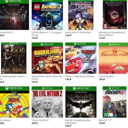 Игры для приставок и ПК - Более 108 игр на Xbox one, 0