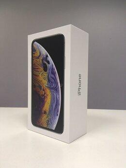 Мобильные телефоны - iPhone Xs 256gb silver (A2097) Ростест, 0