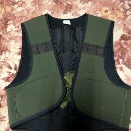 Аксессуары - Разгрузочный жилет неопреновый Aquadiscovery londa Verde, 0