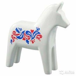 Статуэтки и фигурки - Новая лошадь икеа фарфор  1199р, 0