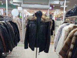 Куртки - Куртка мужская кожанная, 0