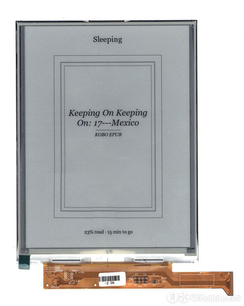 Экран для электронной книги OPM080A1 по цене 4950₽ - Запчасти и аксессуары для электронных книг, фото 0