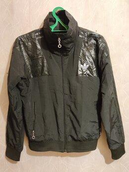 Куртки - Ветровка Adidas новая 46-48, 0