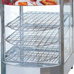 Мебель для учреждений - Витрина тепловая HW-1P, 30...80С, 0.8 кВт, 220 В, Viatto (Китай), 0
