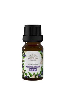 Ароматерапия - SIBERINA Эфирное масло мирта, 0