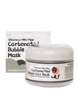 Антивозрастная косметика - Очищающая глиняно-пузырьковая маска для лица…, 0