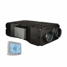 Вентиляция - Приточно-вытяжная установка Shuft NOVA 300 с рекуператором, 0