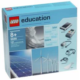 Конструкторы - Электронный конструктор LEGO Education Machines and Mechanisms Возобновляемы..., 0
