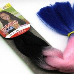 Аксессуары для волос - Цветные косы Канекалоны 60см, 0