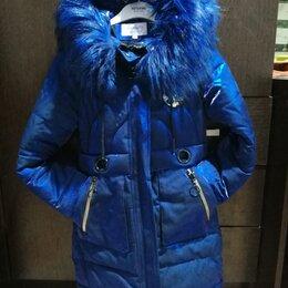 Куртки и пуховики - Куртка зимняя на девочку. Одевали пару раз., 0