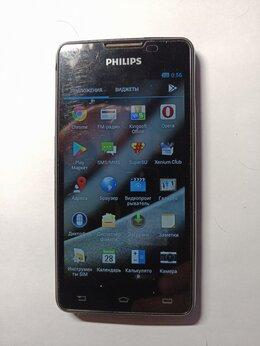Мобильные телефоны - Philips w6610, 0