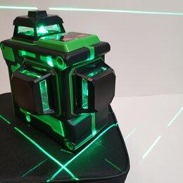 Измерительные инструменты и приборы - Лазерный уровень 3д, 0