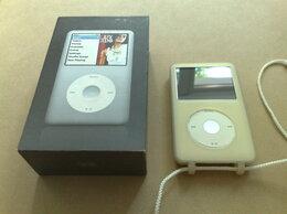 Цифровые плееры - Apple iPod Сlassic 80Gb, 0