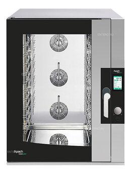 Жарочные и пекарские шкафы - Печь конвекционная Apach Cook Line AB10QT, 0