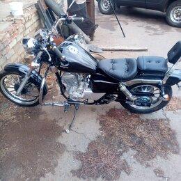 Мототехника и электровелосипеды - Мотоцикл Чоппер Аризона 150сс, 0