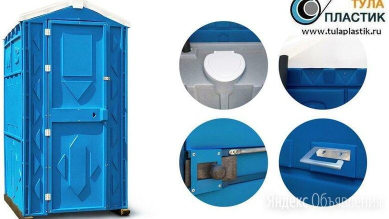 Туалетная кабинка, биотуалет от производителя по цене 18300₽ - Биотуалеты, фото 0
