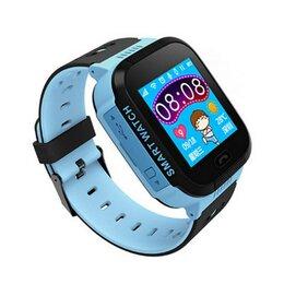 Умные часы и браслеты - Детские смарт-часы Smart Baby Watch Q02, 0