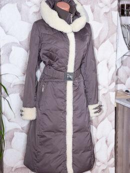 Пуховики - Пальто пуховое демисезонное, 0