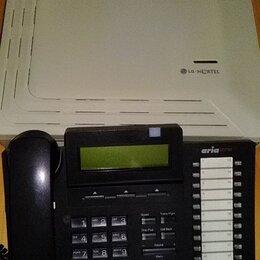 Мини АТС - LG Aria Soho LG-nortel + телефон LG LDP-7224, 0