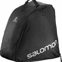 Сумки - Сумка SALOMON Original Bootbag Black/Light Onix, 0