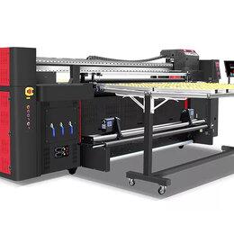 Полиграфическое оборудование - Гибридный УФ-принтер MT UV2000HE roll-to-roll, 0