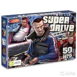 Игровые приставки - Sega Super Drive 50in1 Gta, 0