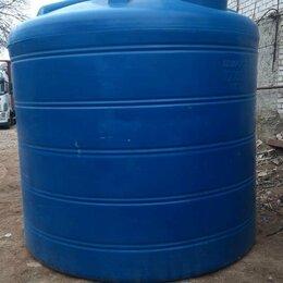 Баки - Ёмкость овально-вертикальная ОВ 10000 литров Aquaplast , 0
