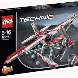 Конструкторы - LEGO Technic 42040 Пожарный гидроплан, 0