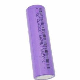 Батарейки - Аккумулятор FST Li-Ion 18650 2500mah 9Wh, 0
