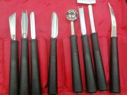 Наборы ножей - Набор ножей для карвинга 8 предметов TRIANGLE, 0