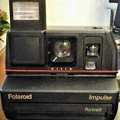 Фотоаппараты моментальной печати - Фотоаппарат Polaroid lmpulse 600, 0