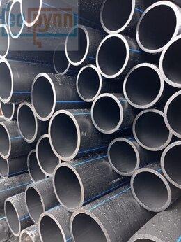Водопроводные трубы и фитинги - Напорная труба для питьевой воды ПНД 110 (8,1)…, 0
