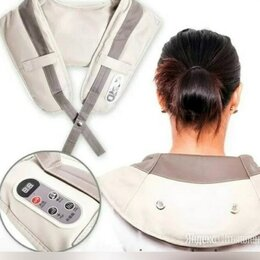 Другие массажеры - Ударный массажер для шеи и плеч, 0