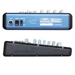 Микшерные пульты - Solista SMR-6 Микшерный пульт аналоговый,…, 0