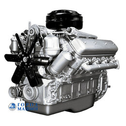 Двигатель и комплектующие - Двигатель ЯМЗ 238М2, 0