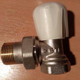 Комплектующие для радиаторов и теплых полов - Вентиль регулирующий , 0