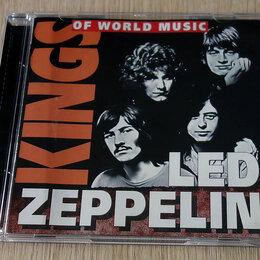 Музыкальные CD и аудиокассеты - Led Zeppelin - Kings Of World Music CD - Компакт Диск, 0
