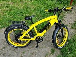 Велосипеды - Электрофэтбайк Медведь 2.0, 0