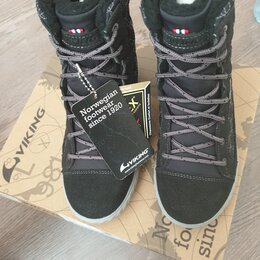 Ботинки - Viking новые 30р, 0